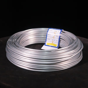 Bonsai Wire Silver 6 mm Length 1 Meters