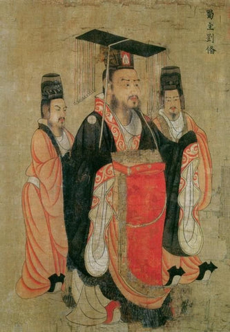 first chinese emperor in hemp clothing
