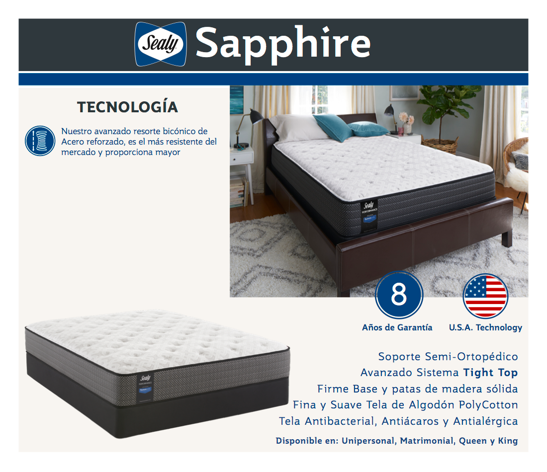 Sealy Sapphire