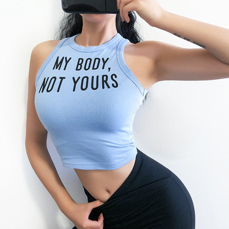 My body not yours