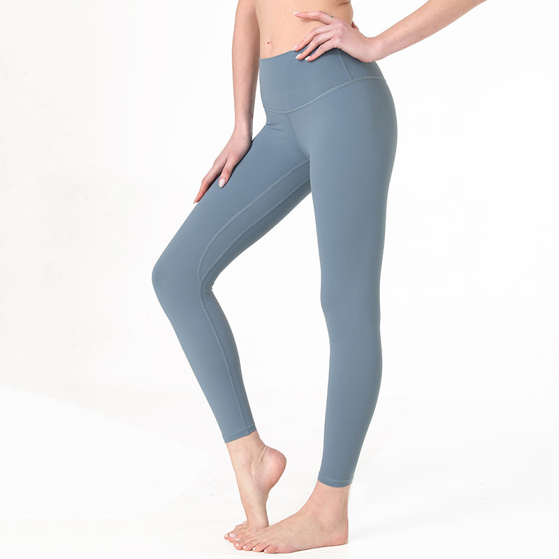 Simple Plus Size Leggings