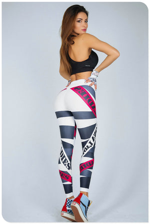 Women stylish sport leggings