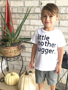 Little Mother Hugger Tshirt