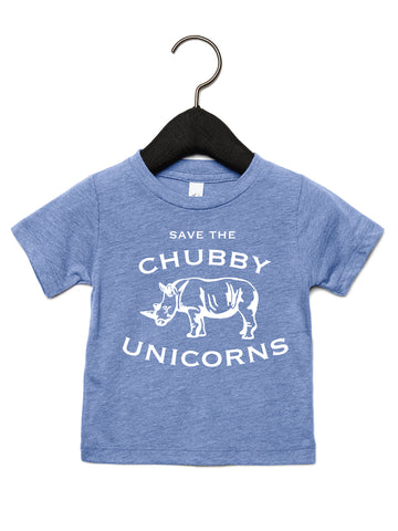 The Chubby Unicorns T-shirt