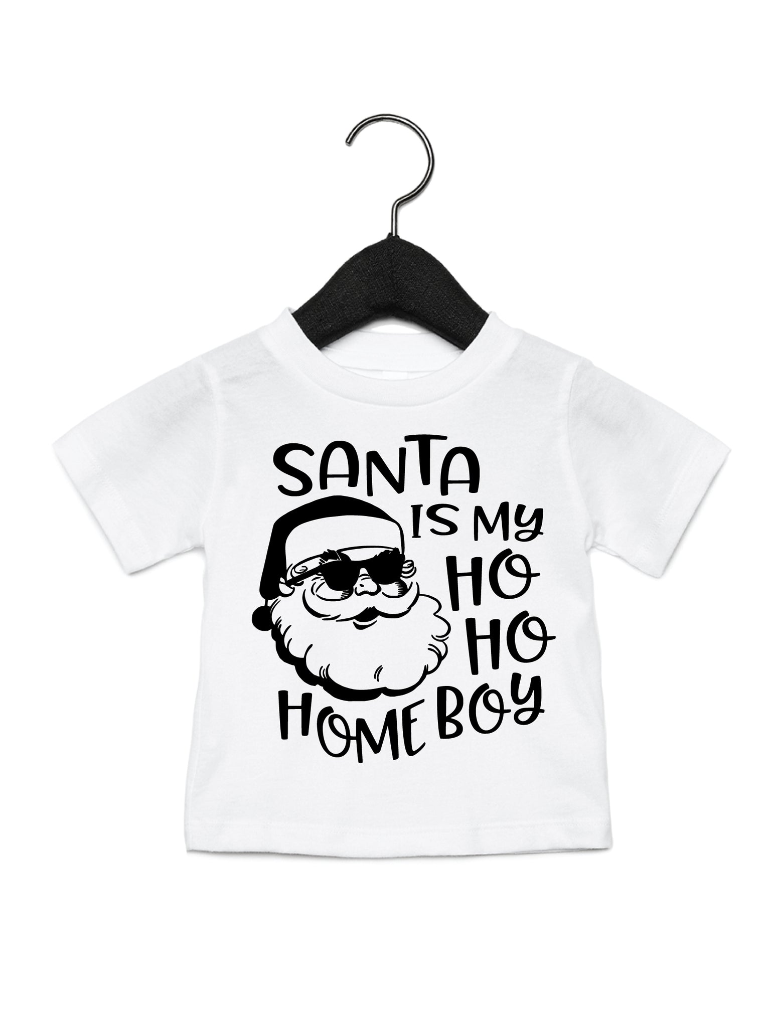 Santa is my Homeboy Tshirt