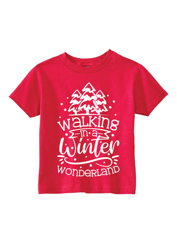 Winter Wonderland Tshirt