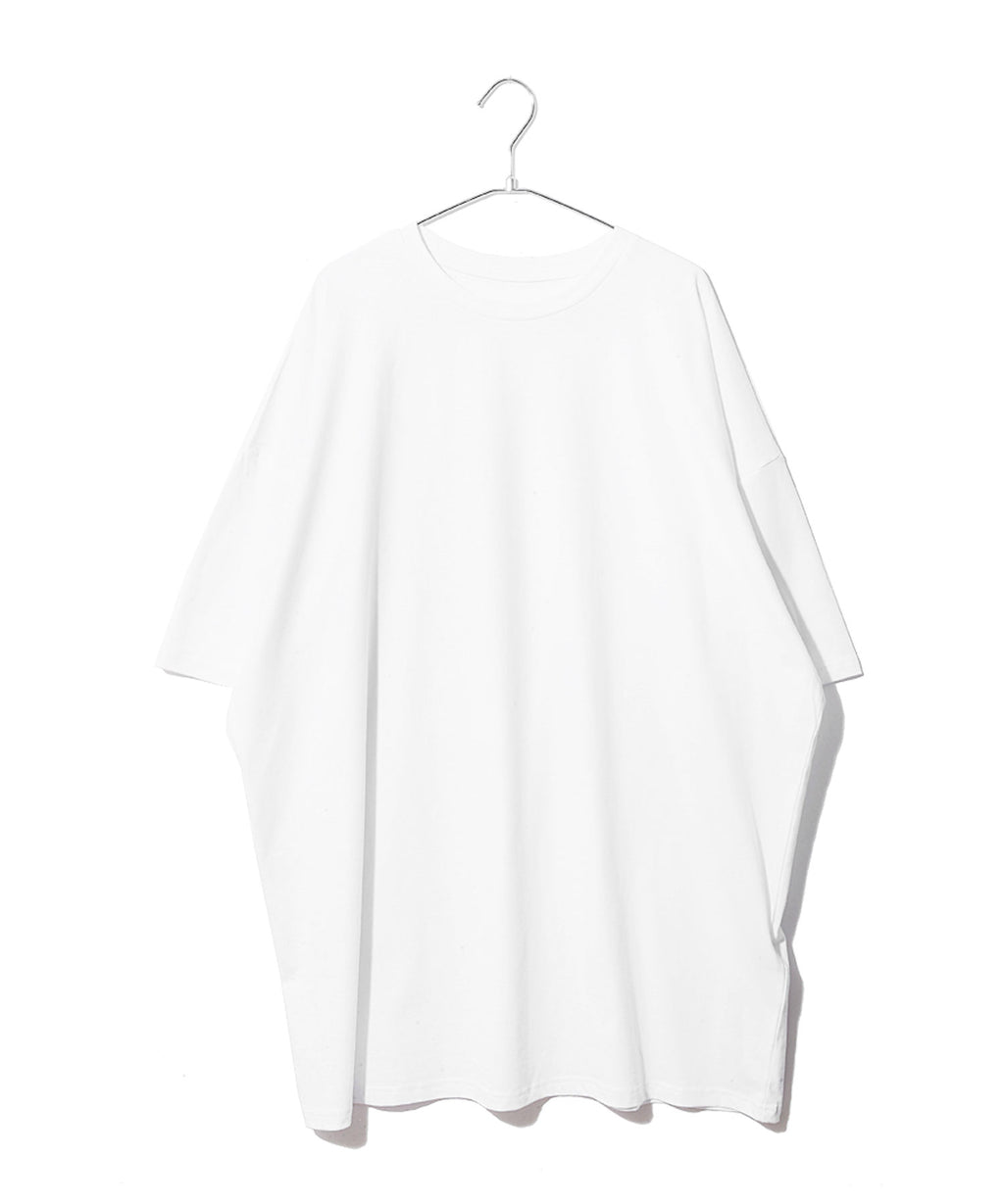 Cotton Super big T-shirt