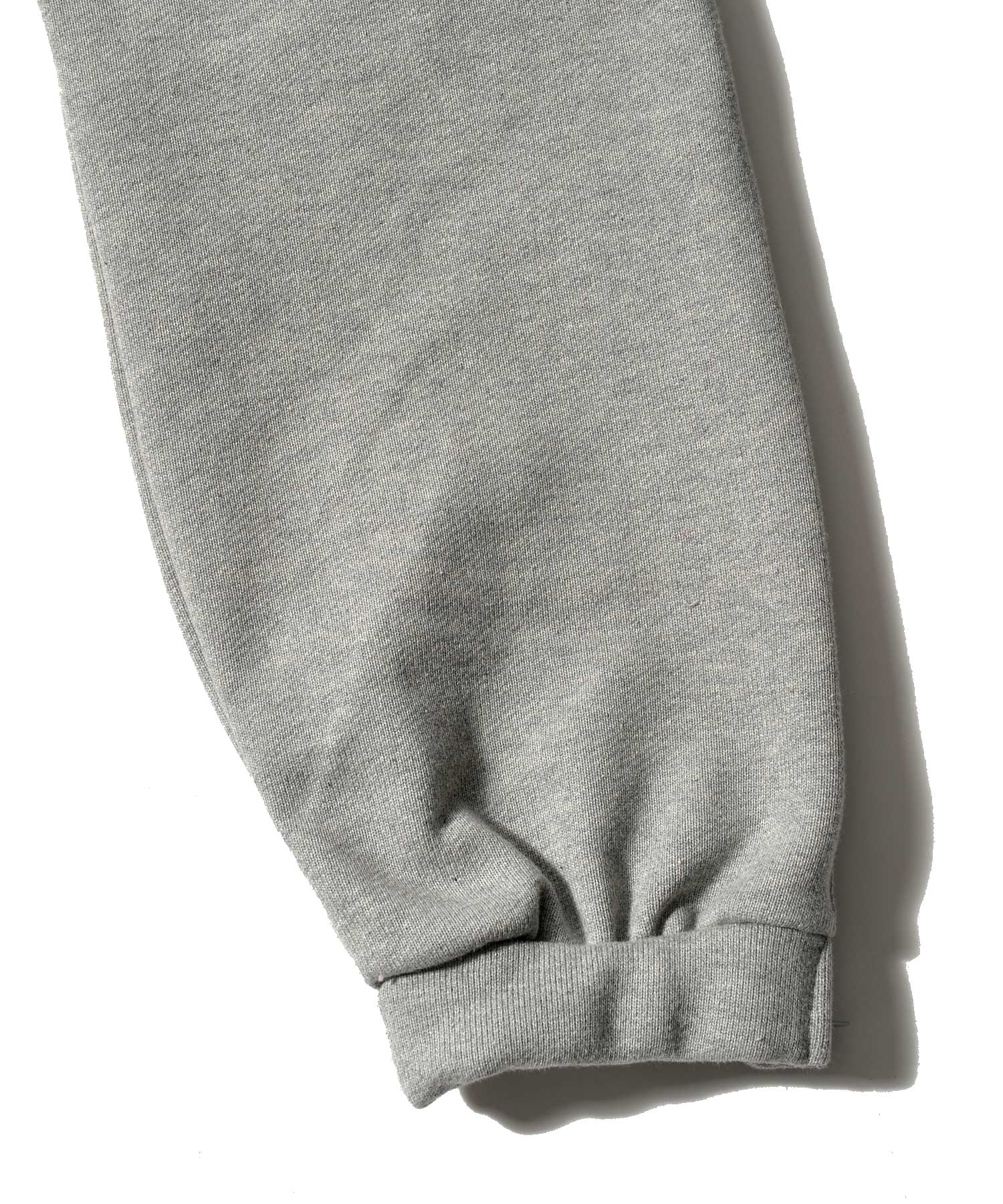 Heavy ounce hem zip sweat pants