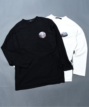 Punch Oversize Printron Tee