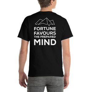 Fortune Favours The Prepare Mind
