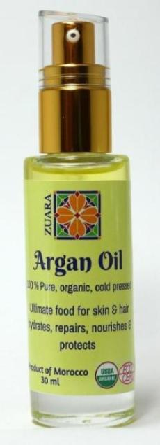 100% Pure Organic Argan Oil 30 ml - Fragrance Free