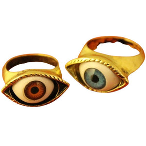 Retro Eye Ring