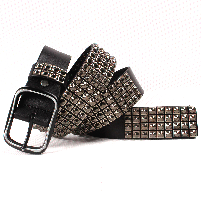 Spiked Belts