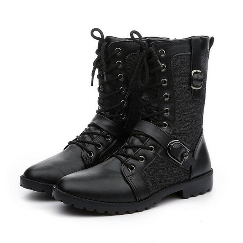 Punk Winter Boots