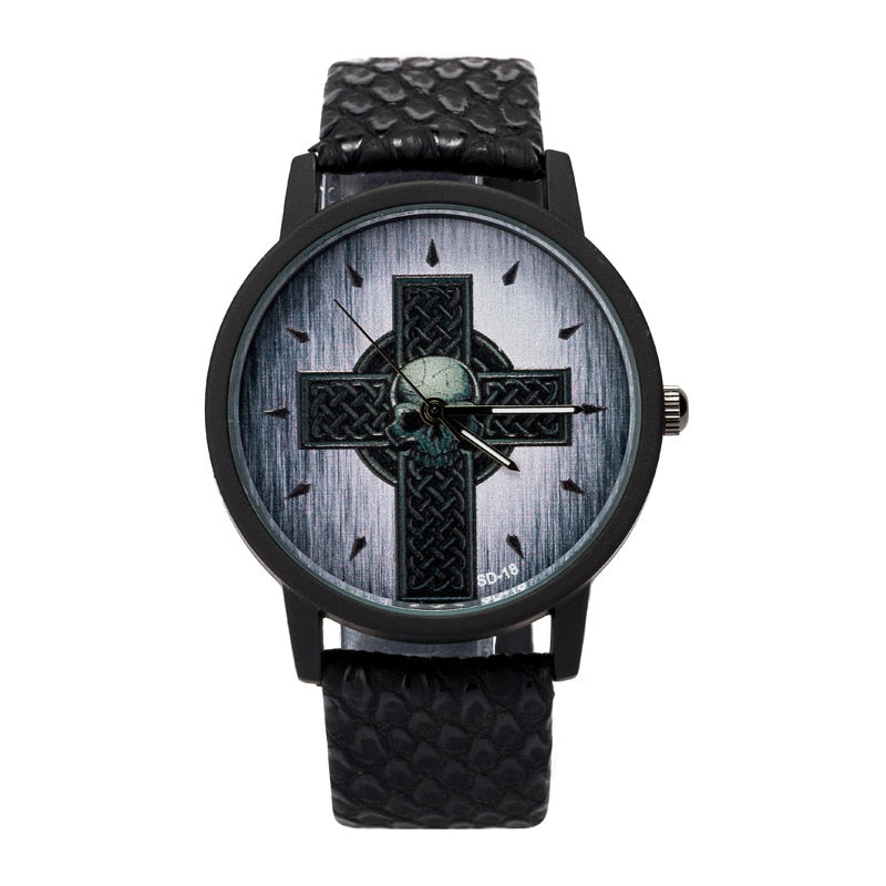 Occult Skull Watch