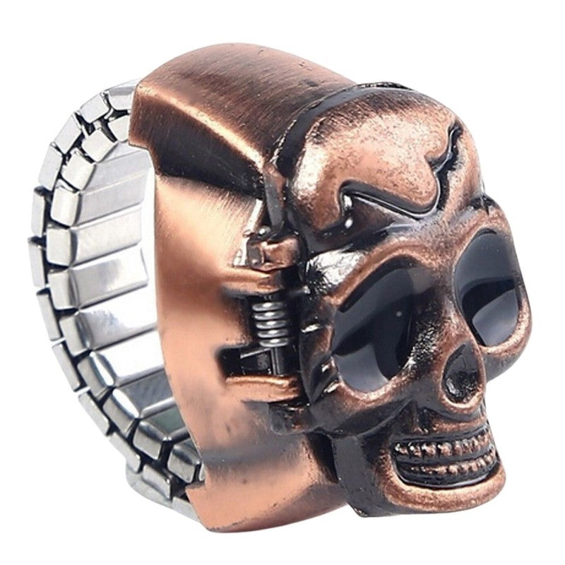 Goth Ring Watch