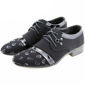 Elegant Skull Shoes