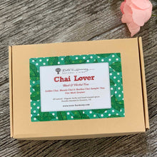 Load image into Gallery viewer, Chai Lover Sampler Set