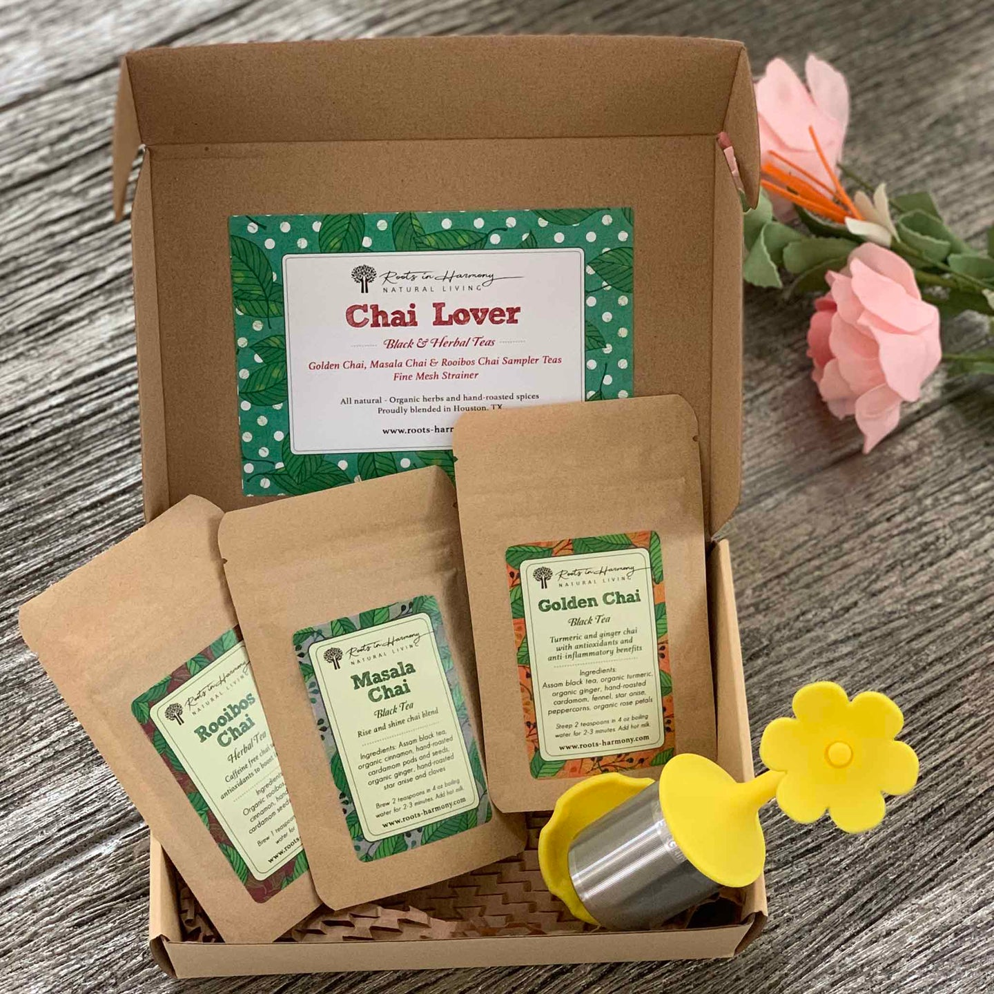 Chai Lover Sampler Set