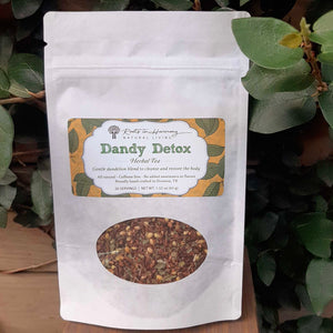 Dandy Detox Tea
