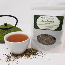 Load image into Gallery viewer, Zen Green Tea
