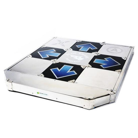 Dance Dance Revolution DDR MyMyBox BlueShark Dance pad