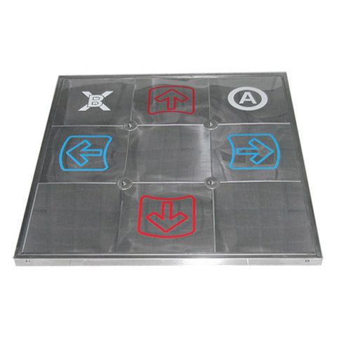 TX 4000 dance pad USB control box for StepMania Step Mania DDR Dance Dance Revolution metal dance pad adapter