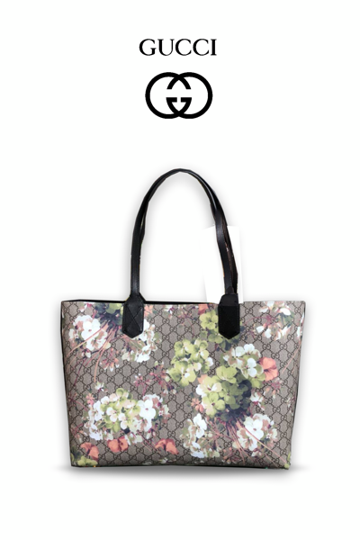 36cacb915841 Load image into Gallery viewer, Gucci Floral Tote Bag/Handbag -  5starclothing.co ...