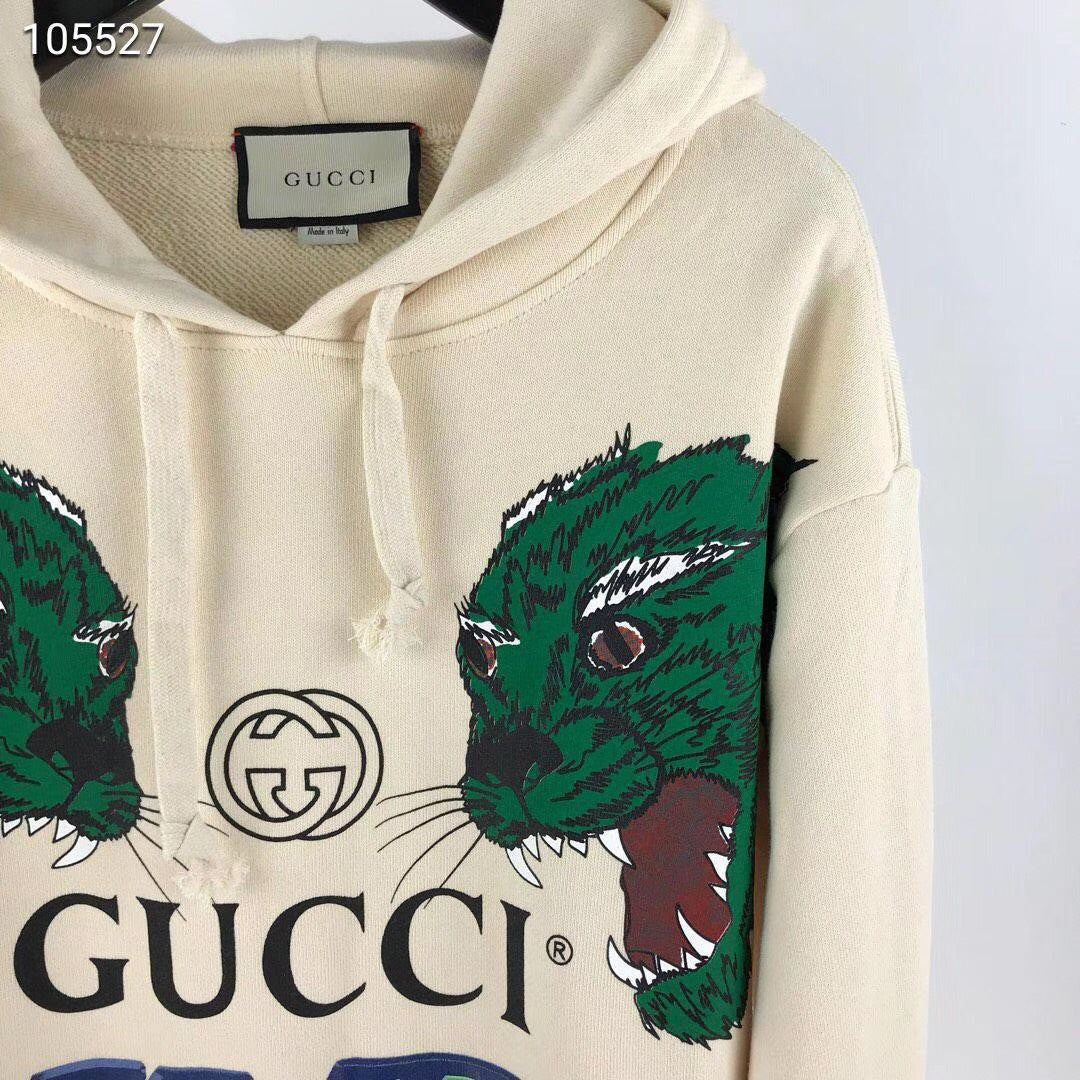 popular design drop shipping separation shoes Gucci 'LOVED' Off White 'Stone' Hoodie
