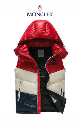 dba11be2582f Moncler Pelat Gilet Red White Navy – 5starclothing.co.uk