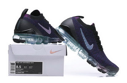 reputable site 36ce3 24a5d Nike 2019 Air VaporMax Flyknit 2 Black/Purple