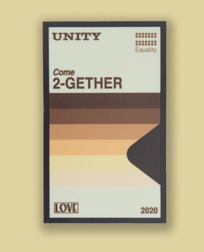 Unity - Charity Sticker