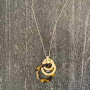 Knotted Up Necklace
