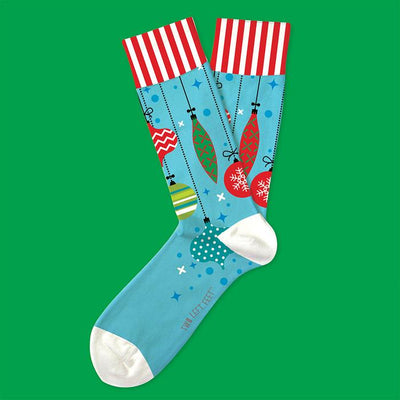 'Trim A Tree' Christmas Socks