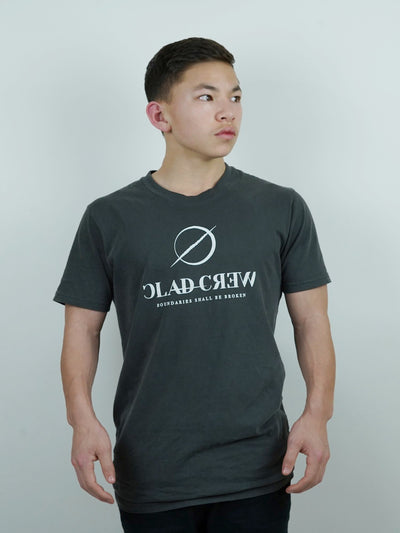Crux Tee Faded Black