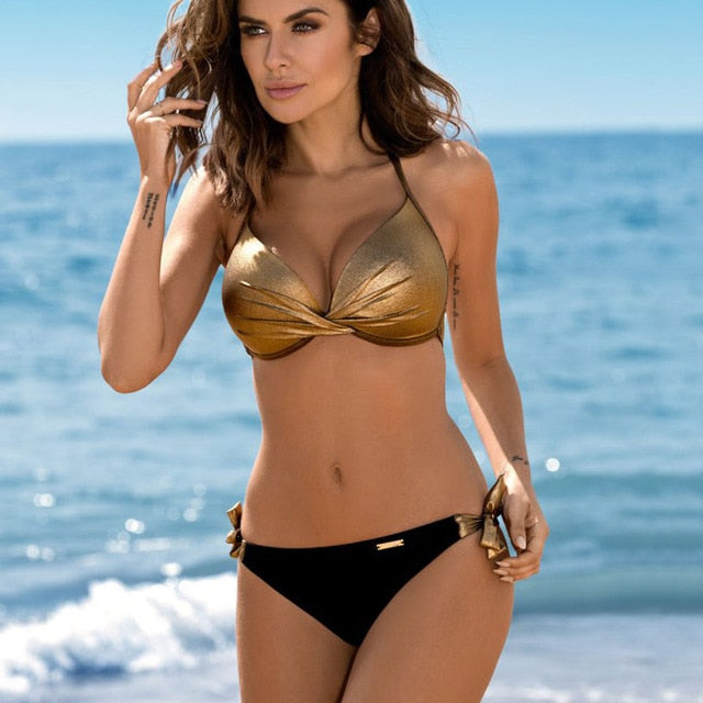 Gorgeous Push-Up Bikinis (13 Styles) - Sedikhii Savings Plus