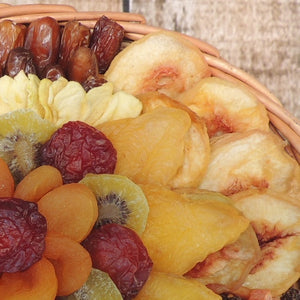 Oval Fruit & Nut Basket 48 oz