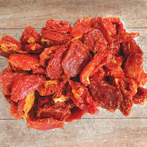 California Sun Dried Roma Tomatoes 8 oz