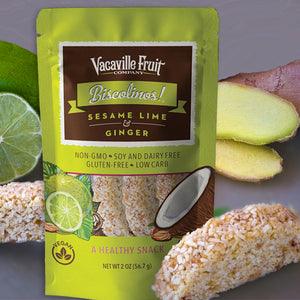 SESAME LIME GINGER