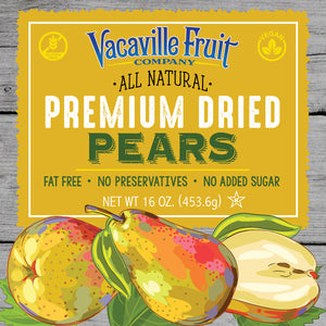 California Natural Pears