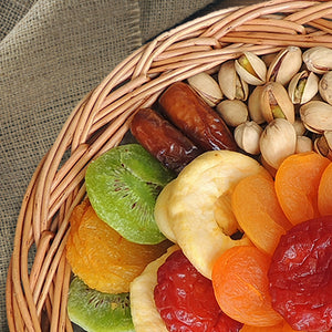 Fruit & Nut Sampler Tray 16 oz