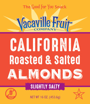 California Almonds Roasted Salted