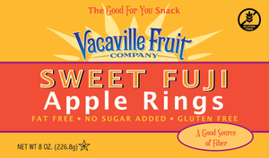Sweet Fuji Apple Rings