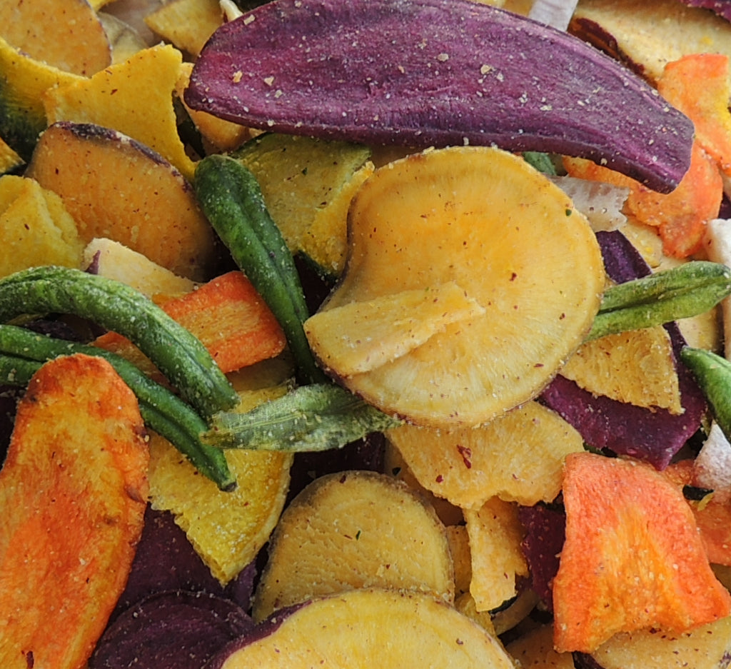 Dried Veggies 3 Pack