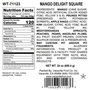 Mango Delight Square 24 oz