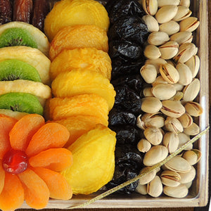 Fruit & Nut Pine Tray 28 oz