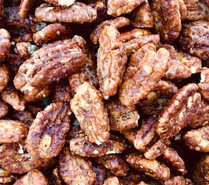 Natural Glazed Pecans