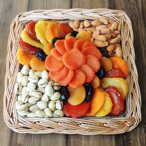Fruit & Nut Basket 24 oz