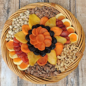 Premium Fruit & Nut Basket 64 oz