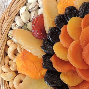Fruit & Nut Basket 52 oz